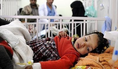 شیوه وبا در یمن، بزرگترین بحران حال حاضر جهان!