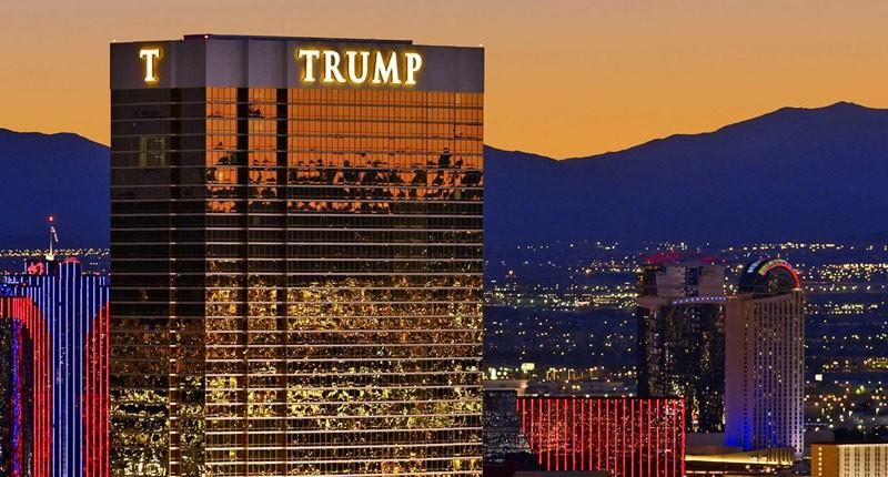 حمله هکری به هتل های ترامپ