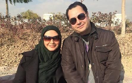 بیوگرافی لعیا زنگنه و عکس های همسرش