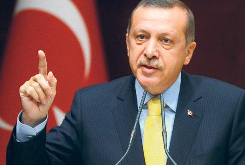 اردوغان: گردن عوامل کودتای 15 ژوئیه را خواهم زد