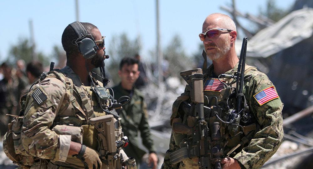 اسپوتنیک: چرا پنتاگون به دنبال ایجاد پایگاههای نظامی جدید در سوریه و عراق است؟