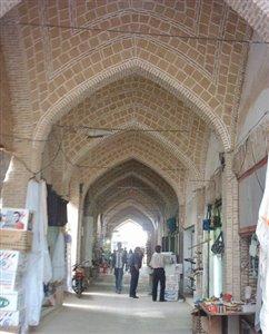 بازار سهرابی مکانی با بوی تاریخی