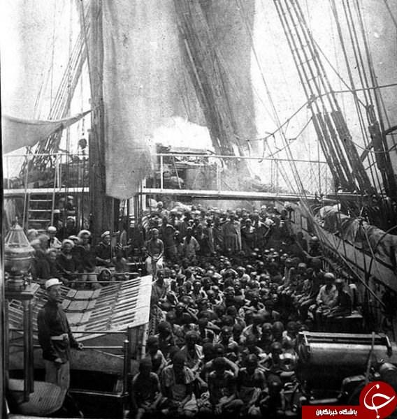 ۱۰ عکس تاریخی شوک آور که حتما باید ببنید!