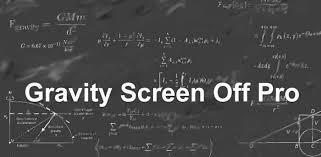 دانلود Gravity Screen On/Off/ روشن و خاموش شدن صفحه گوشی به طور خودکار