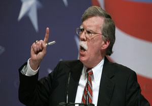 بولتون: خروج از توافق هستهای با ایران، باید اولویت نخست دولت ترامپ باشد