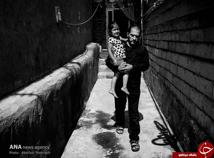 حال و هوای خانواده آتنا +تصاویر