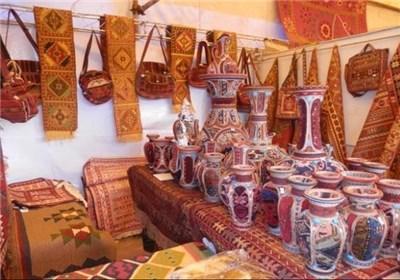 ایجاد کاروان پیوند صنایع دستی با هدف اشباع بازار ازمحصولات داخلی