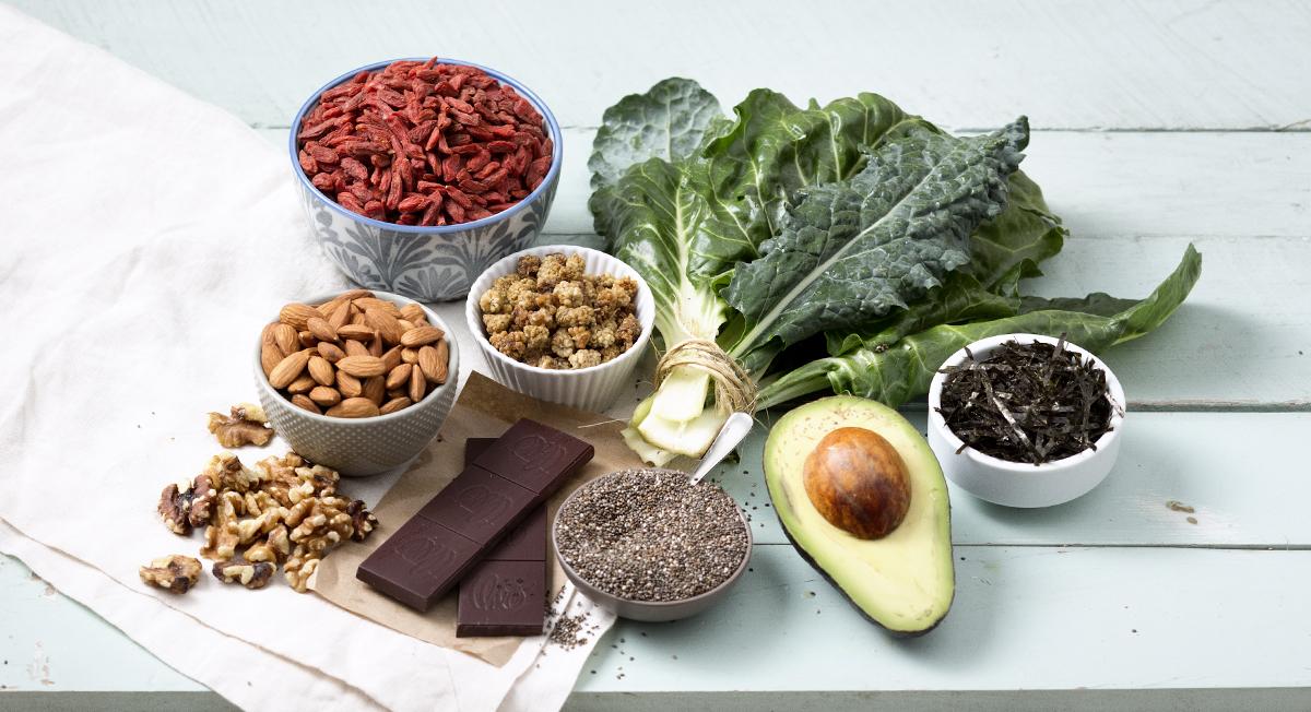 مواد غذایی که انرژی شما را چند برابر میکنند