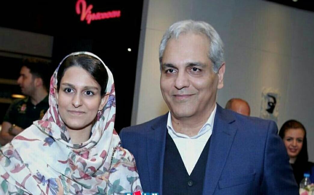 اولین تصاویر از مهران مدیری و دخترش شهرزاد