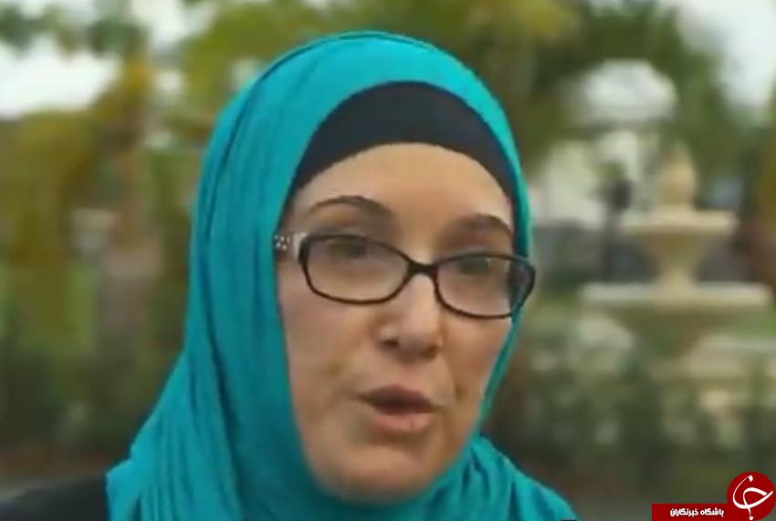 روایتی زیبا از مسلمان شدن صدها هزار آمریکایی+فیلم و تصاویر