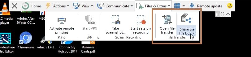 آموزش استفاده از نرم افزار TeamViewer + تصاویر