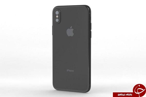 طرح نهایی iPhone 8 تایید شد