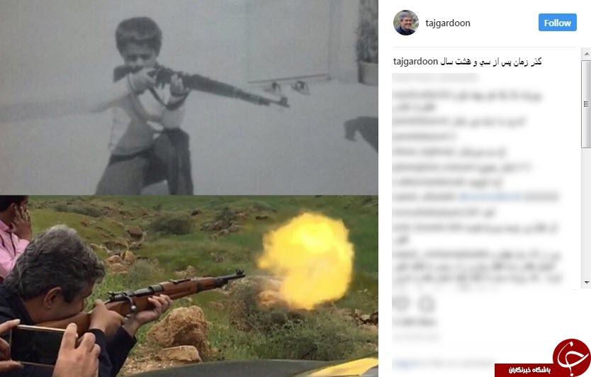نماینده مجلس را در گذر زمان ببینید+عکس