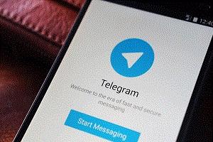 پرداخت اینترنتی در تلگرام دروغ است