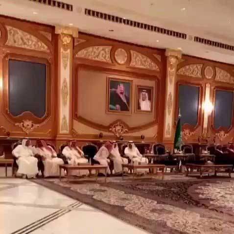 این عکس در عربستان جنجال به پا کرد+عکس