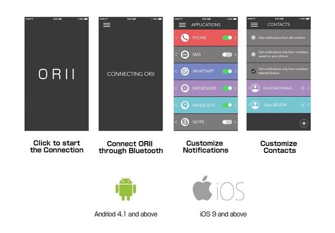 تماس تلفنی با استفاده از انگشتر+ تصاویر انگشتری که تلفن همراه می شود+ تصاویر
