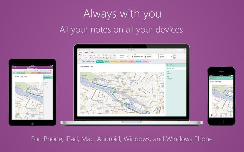 دانلود OneNote 16.1.8366 برای اندروید و ios؛ نرم افزار رسمی مایکروسافت برای یادداشت برداری