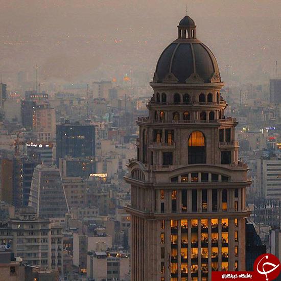 اینجا ایران است! +عکس