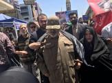 باشگاه خبرنگاران - مسئولانی که با خانواده در راهپیمایی روز قدس شرکت کردند + تصاویر
