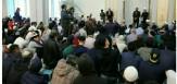 باشگاه خبرنگاران - برگزاری مراسم روز جهانی قدس در مسجد جامع شهر مسکو