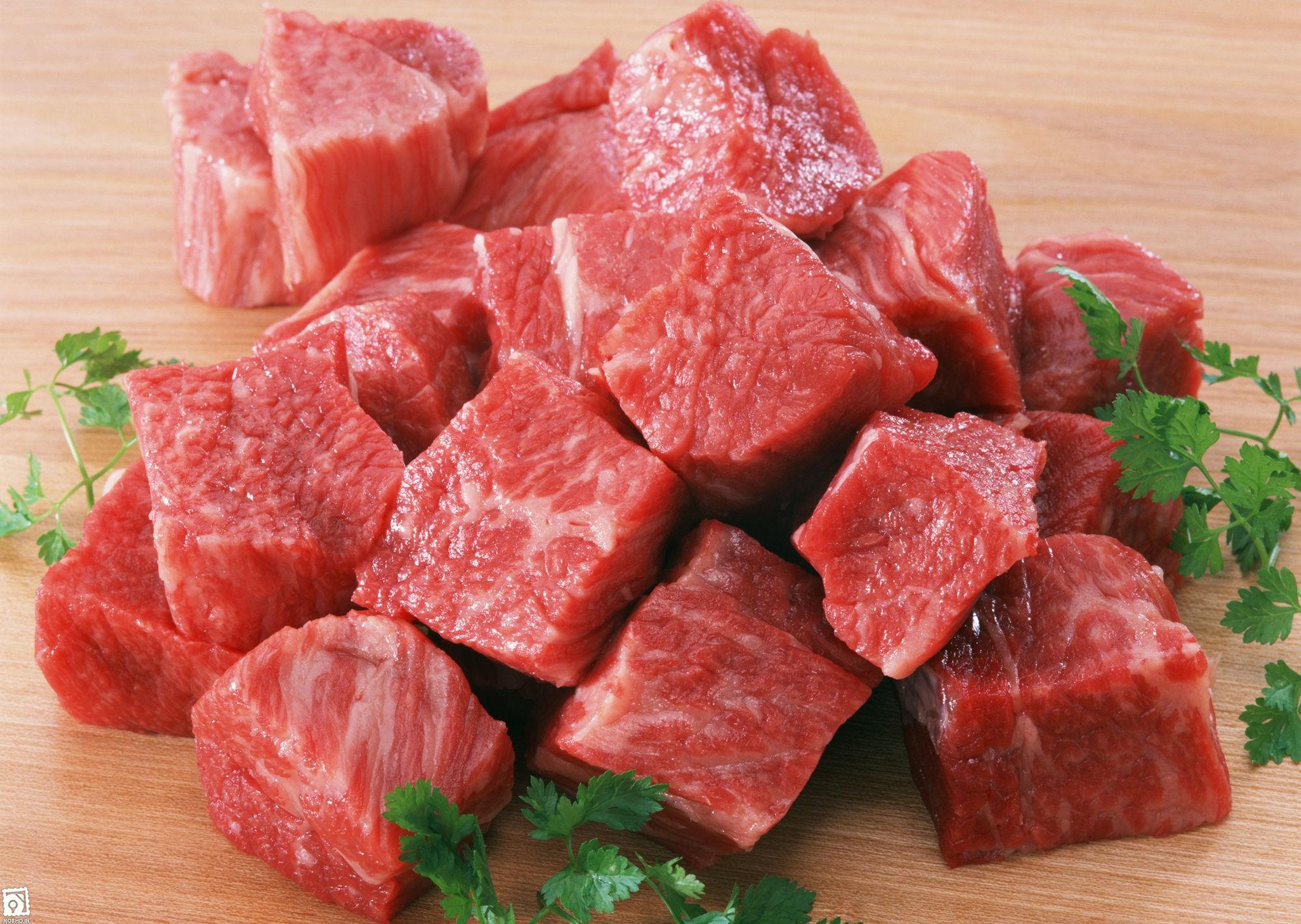 کاهش نرخ گوشت رویایی در دور دست ها