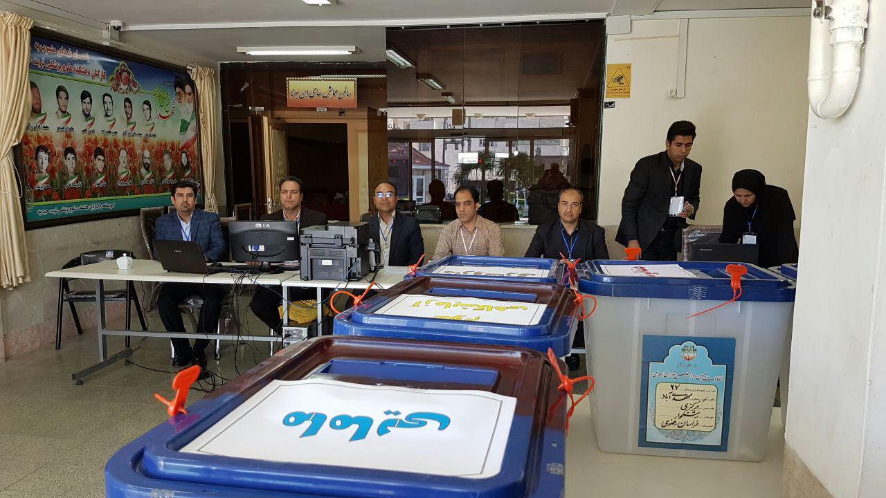 حضور پزشکان در انتخابات سازمان نظام پزشکی کشور از قاب دوربین عکاسان