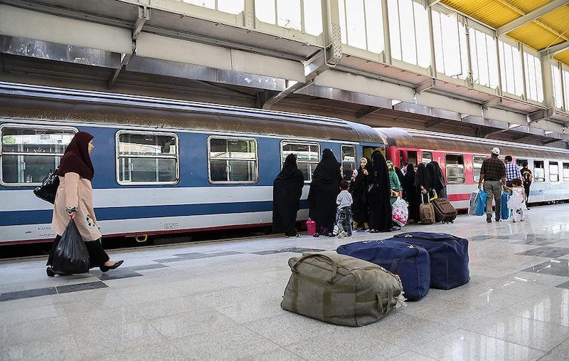 افزایش ۳۰ درصدی ظرفیت قطارهای تابستانی
