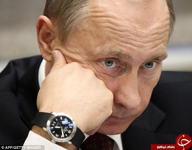 کلاهبرداری با سوءاستفاده از نام پوتین+ تصاویر