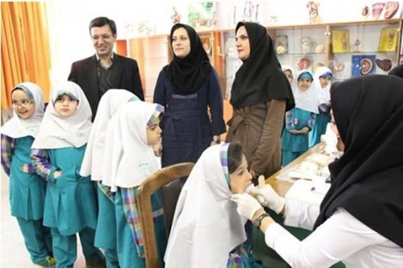 باشگاه خبرنگاران - 147 هزار دانشآموز همدانی زیر پوشش طرح فلورایدتراپی دندان