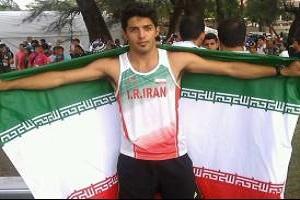 باشگاه خبرنگاران -سبحان طاهر خانی در پرش طول دوم شد