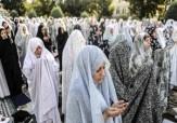 باشگاه خبرنگاران - برپایی نماز عیدفطر