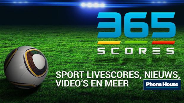 دانلود 4.7.4 365Scores برای اندروید و ios؛ اطلاع سریع از نتایج زنده فوتبال و ورزش های دیگر