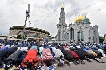 باشگاه خبرنگاران -نماز عید فطر در کشورهای جهان