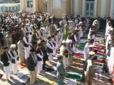 باشگاه خبرنگاران - نماز عيد سعيد فطر در سرا سر افغانستان برگزار شد