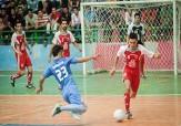 باشگاه خبرنگاران -مسابقات فوتسال جام رمضان در اردبیل به کار خود پایان داد
