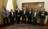 باشگاه خبرنگاران - دیدار و گفتگوی رئیس جهاد دانشگاهی با وزیر امور خارجه