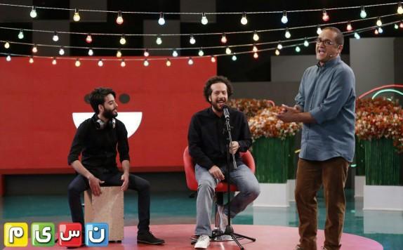 باشگاه خبرنگاران -سه اجرا از سینا حجازی در خندوانه/ اجرای خیریه حامد همایون برای کودکان بیسرپرست