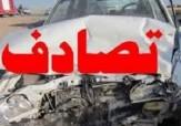 باشگاه خبرنگاران -جان باختن 3 تن بر اثر تصادف در محور سراب نیلوفر