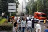 انفجار پایتخت فرانسه را لرزاند+تصاویر