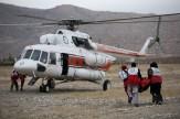 باشگاه خبرنگاران -اختصاص 6 فروند بالگرد امداد هوایی به هلال احمر طی 2 سال گذشته