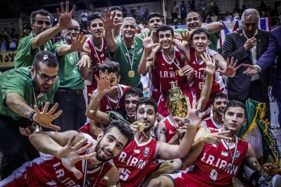 باشگاه خبرنگاران -بسکتبالیست های جوان در سرزمین فراعنه به مصاف حریفان جهانی می روند