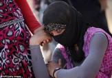 باشگاه خبرنگاران - داعش گوشت کودک یک ساله ایزدی را به مادرش خوراند!