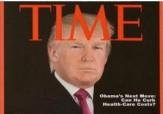 باشگاه خبرنگاران - جعل عکس ترامپ بر روی جلد مجله تایم! + عکس