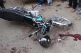 باشگاه خبرنگاران -مرگ موتورسوار در برخورد با پراید در فراهان