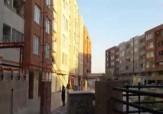 باشگاه خبرنگاران -کمبود امکانات شهری در پروژه ساختمانی نعمتآباد + فیلم