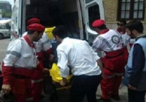 باشگاه خبرنگاران - نجات سه کوهنورد کاشانی توسط امدادگرال هلال احمر مشگین شهر