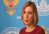 باشگاه خبرنگاران -زاخارووا: ادعاهای تحریکآمیز آمریکا درباره سوریه علیه روسیه نیز مطرح شده است