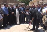 باشگاه خبرنگاران -کلنگ عملیات گازرسانی به 18 روستای شهرستان نیر به زمین زده شد