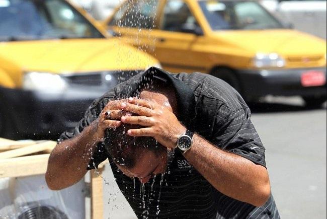 اهواز گرم ترین شهر جهان