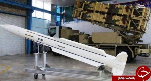 «صیاد ۳»؛ تلفیقی از پاتریوت و استاندارد اما همطراز «اس ۳۰۰»/ اولین موشک بردبلند ایرانی که به جنگ بالستیکها میرود +عکس